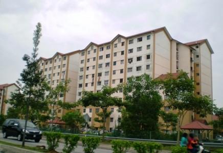 Pangsapuri Enggang BK6 Bandar Kinrara