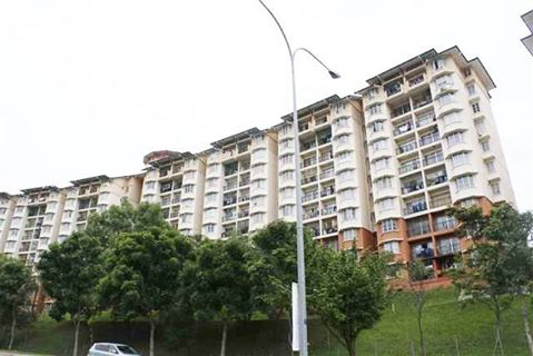 Baiduri Apartment Seksyen 7, Shah Alam For Sale!