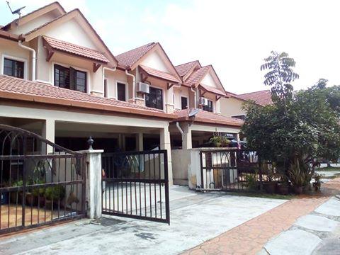 Double Storey, Nusa Rhu U10 Shah Alam