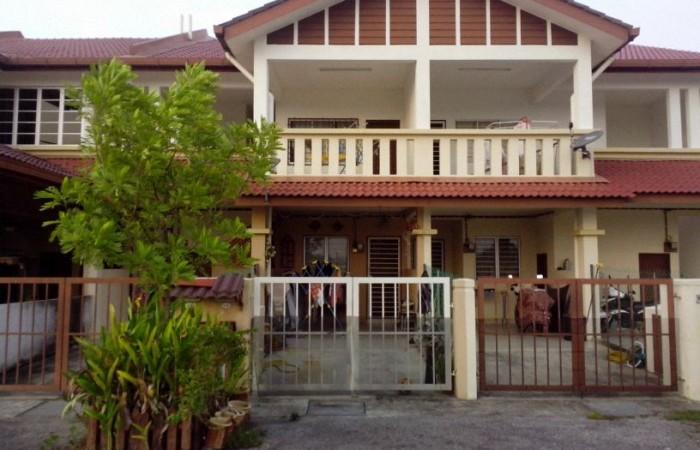 Townhouse Upper Taman Desa Mutiara, Bandar Country Homes