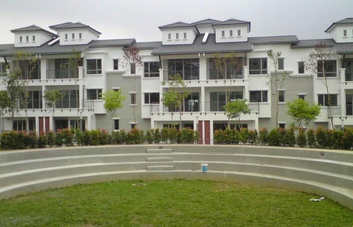 Townhouse Bayan Villa Bukit Serdang, Seri Kembangan