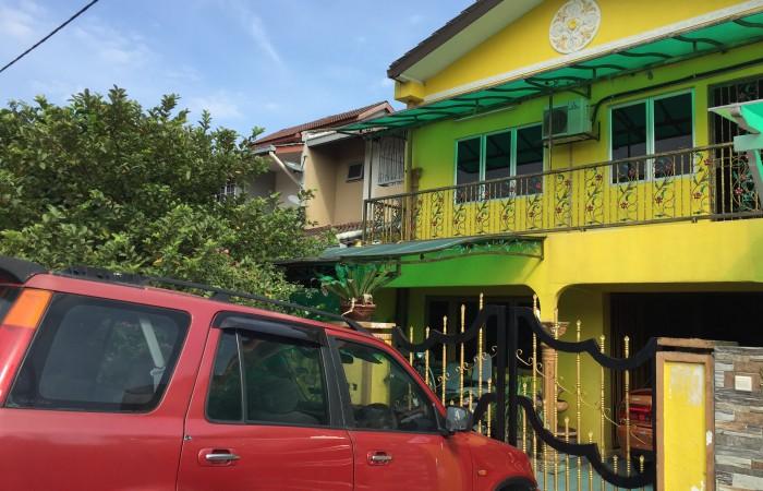 2Sty Terrace Taman Mulia Bandar Tun Razak For Sale!