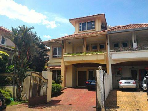 2.5 Storey Semi D Glenmarie Court, Shah Alam