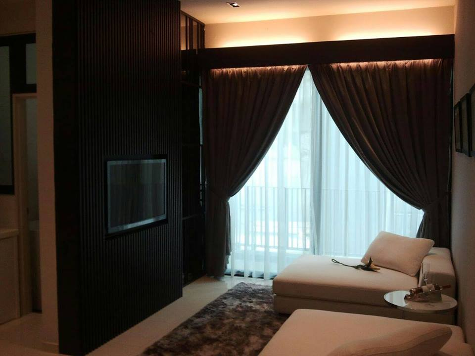 i-Residance Apartment i-City Seksyen 7, Shah Alam For Rent!