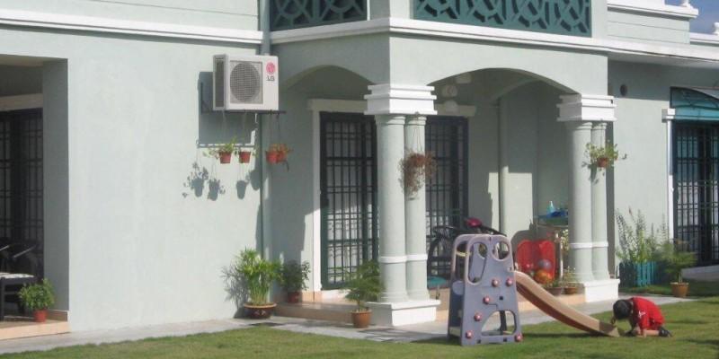 2Sty Terrace Jalan Damai Puspa Alam Damai, Cheras For Sale!