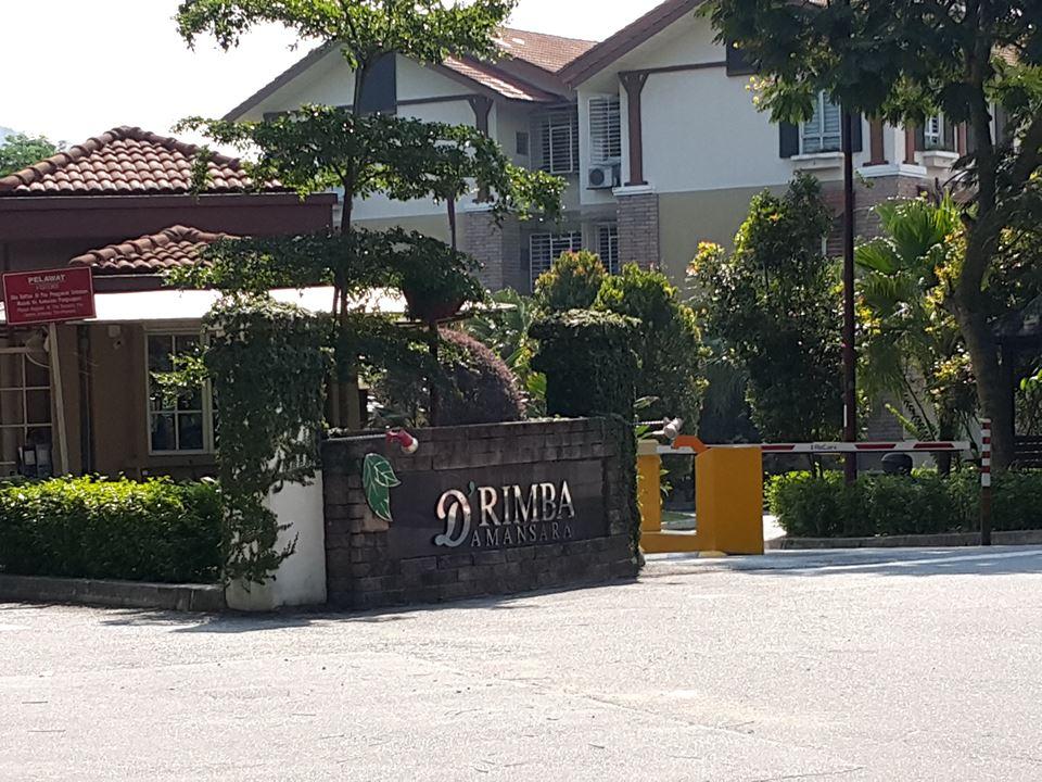 Apartment D'Rimba Damansara Seksyen 11 Kota Damansara For Rent!