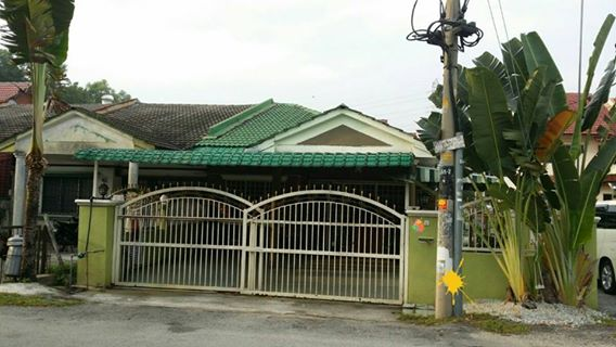 1Sty Taman Sri Melur Kajang For Sale!