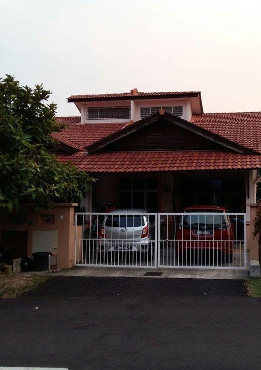 1Sty Terrace Taman Ixora Salak Tinggi Sepang For Sale!