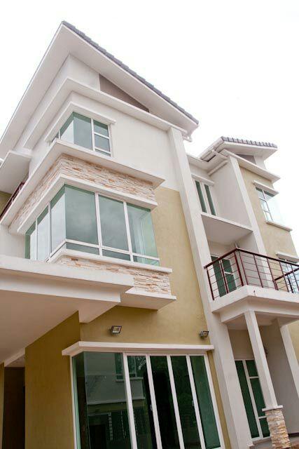 2.5 Sty Semi D Hulu Langat Jaya Kuala Lumpur For Sale!