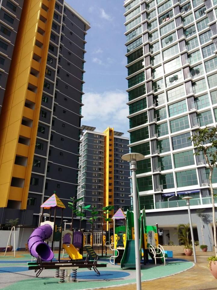 Vista Alam SOHO Shah Alam For Sale!