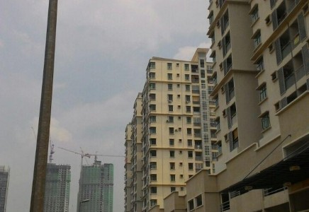 Kristal View Shah Alam For Rent!