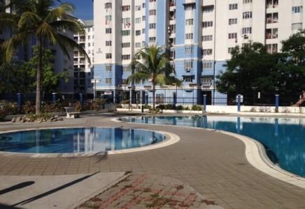 Tasik Height Apartment Bandar Tasik Selatan Kuala Lumpur For Rent!