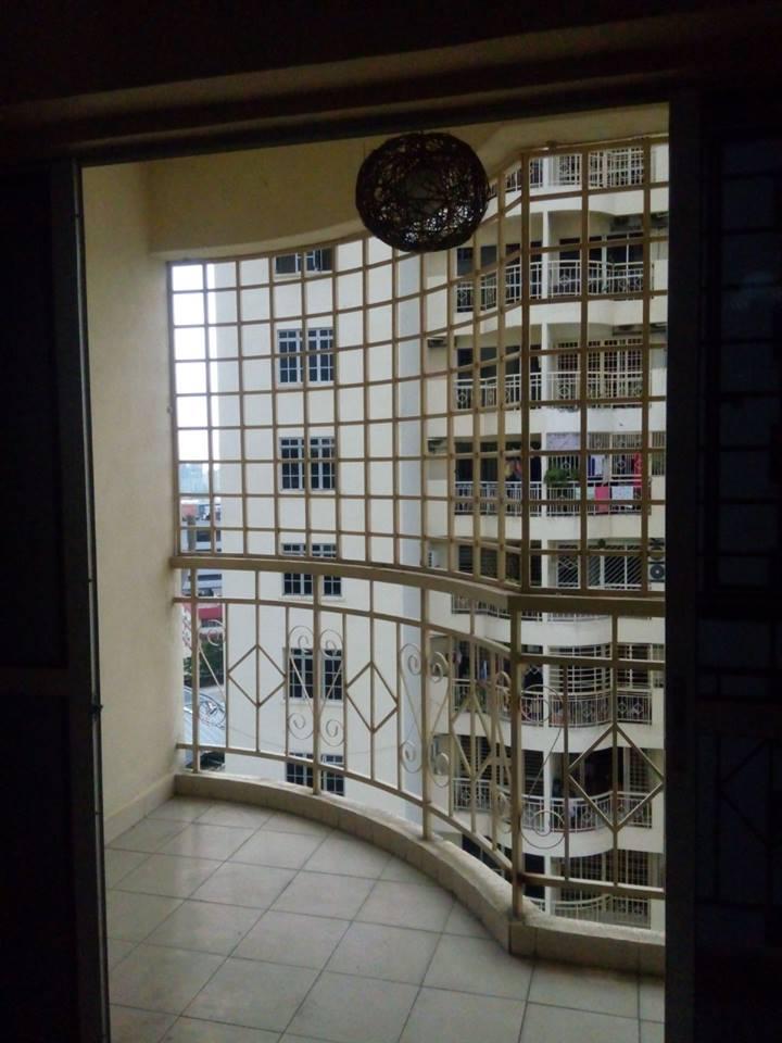 Zamrud Apartment, Jalan Klang Lama