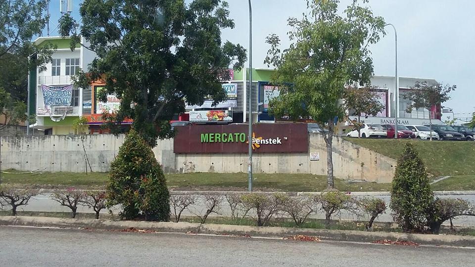 SHOP LOT AT MERCATO, BANDAR ENSTEK NEGERI 9 FOR RENT!