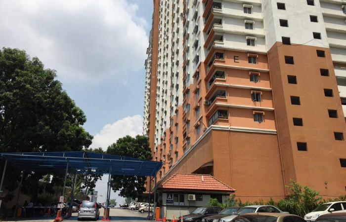 Apartment Flora Damansara, Damansara Perdana Petaling Jaya For Sale.