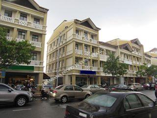 4Sty ENDLOT shop/office space Jalan Diplomatic, Presint 15, Putrajaya For Rent!