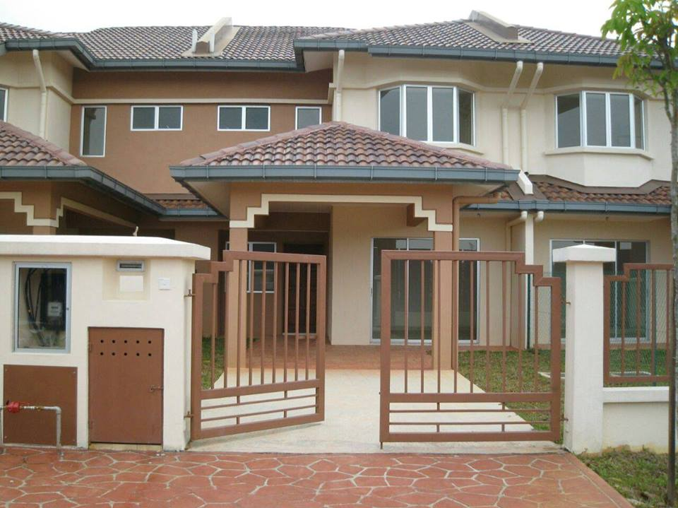 2Sty Terrace Taman Cahaya Alam Seksyen U12, Shah Alam For Rent!