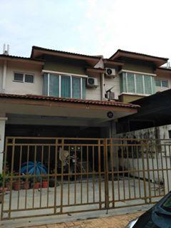 2Sty Terrace Jalan Kenyalang Seksyen 11 Kota Damansara For Sale!