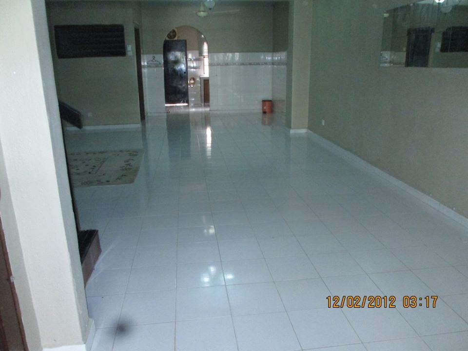 2Sty Terrace Ampang Indah For Sale!