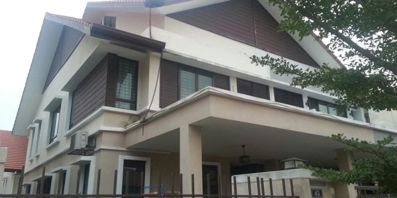 2 Storey Terrace Bdr Kinrara Puchong – BK 8 Sapphire