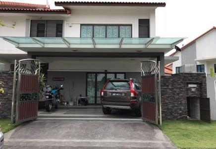 2Sty Terrace Alam Impian, Sek 35 Shah Alam