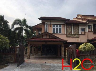 2Sty Terrace Corner Lot Denai Alam Shah Alam