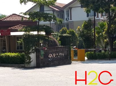 Drimba Apartment Seksyen 11 Kota Damansara
