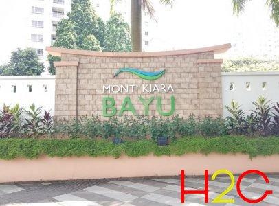 Mont Kiara Bayu Condominium Kuala Lumpur