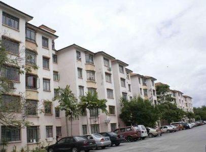Apartment Semarak, Setia Alam Selangor