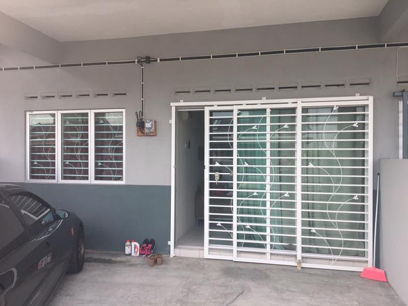 Rumah untuk dijual di Jalan Balam Telok Panglima Garang ...
