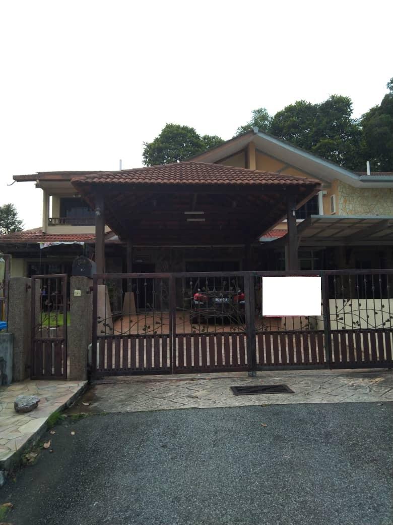 Semi-D 2 tingkat di Monterez Golf Resort Shah Alam