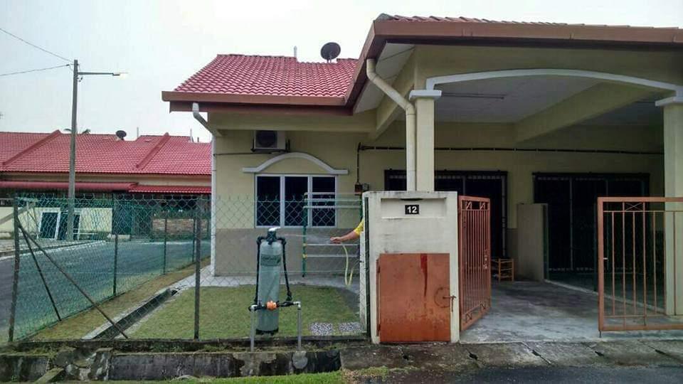 Teres di Taman Meru Jaya, Klang