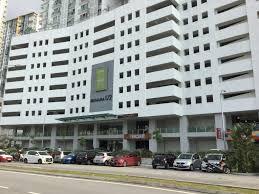 Servis Apartment di Menara U2, Shah Alam