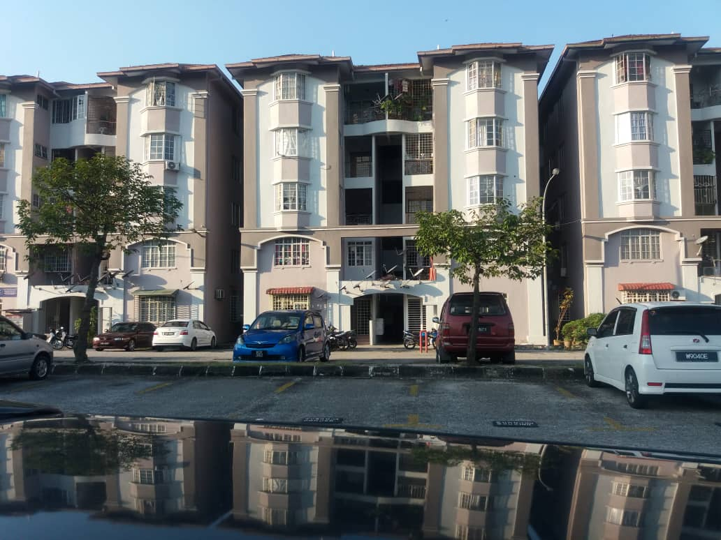Pangsapuri Ruby, Subang Bestari (SPACIOUS UNIT, GOOD FOR INVESTMENT)