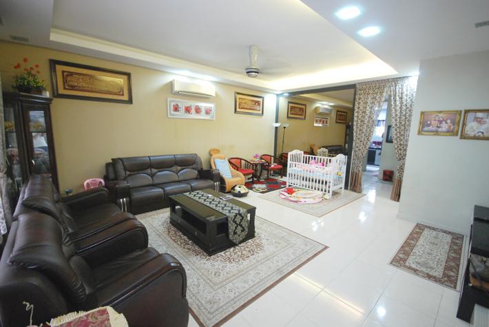(DISCOUNT 50K, MUDAH PARKING) 2 Storey Terrace Sec U10 Sunway Alam Suria