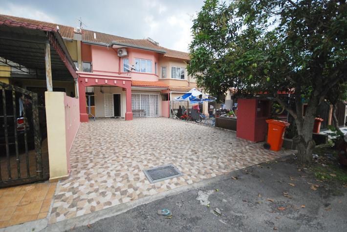 (RENO, CASH BACK 100K) 2 Storey Jalan Cecawi Seksyen 6, Kota Damansara