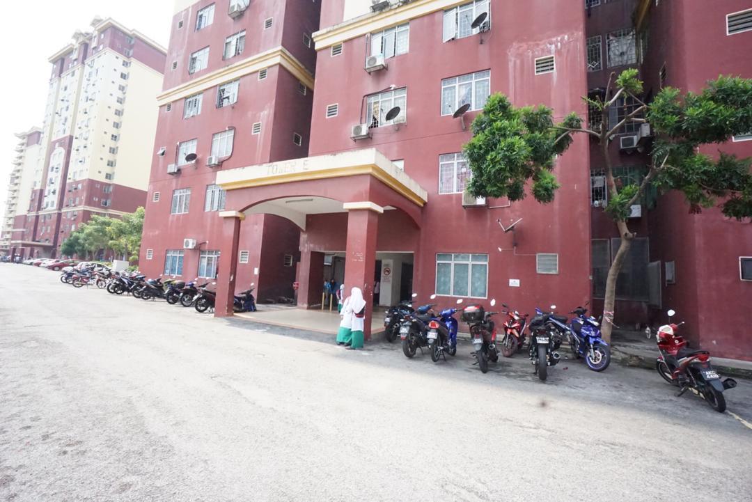 Rumah Apartment di Mentari Court, Bandar Sunway untuk dijual.