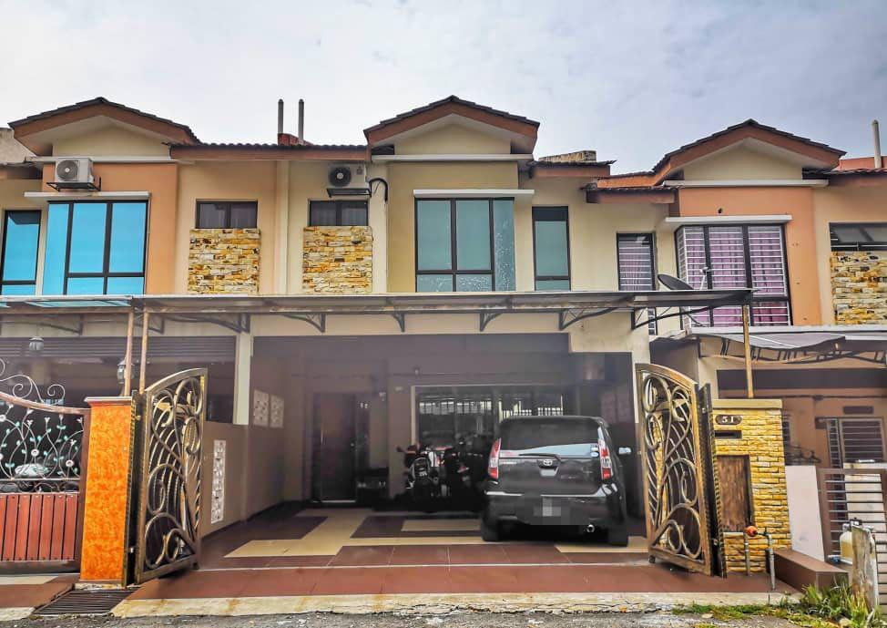 PUTERI HEIGHT – ASTER, Bandar Country Homes, Rawang, Selangor.