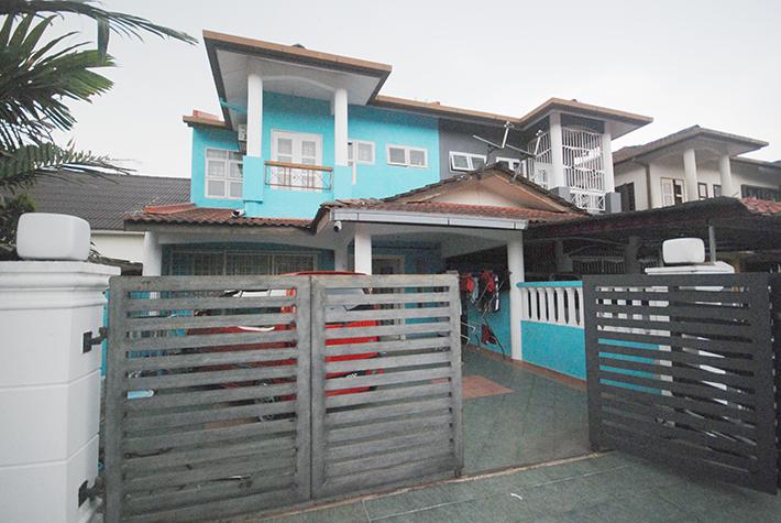 Double Storey Taman Meru Putra Meru Klang (FULLY RENO, TERMURAH)