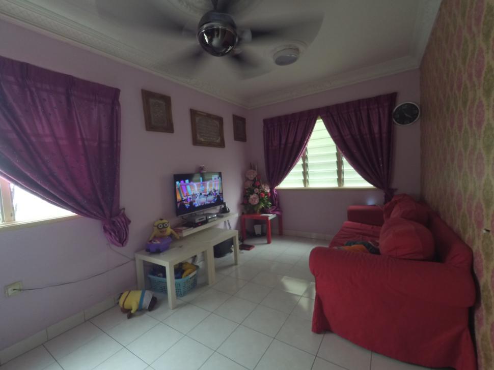 Apartment Flora Damansara, TIngkat 6