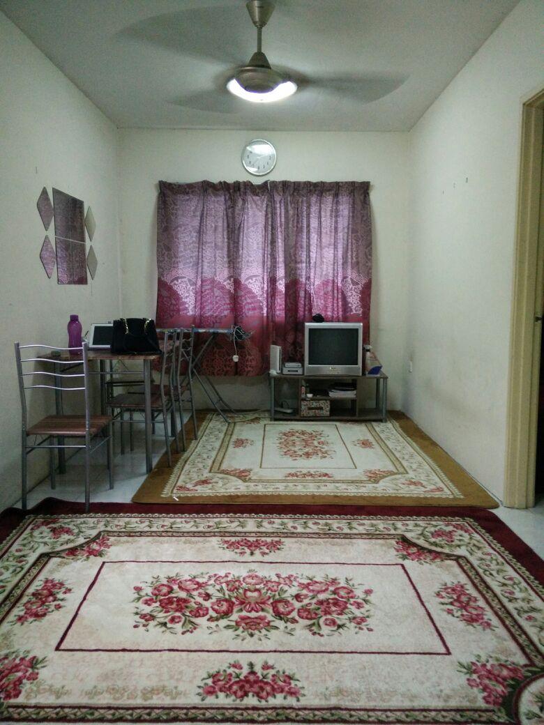 Apartment Flora Damansara Blok B TIngkat 4