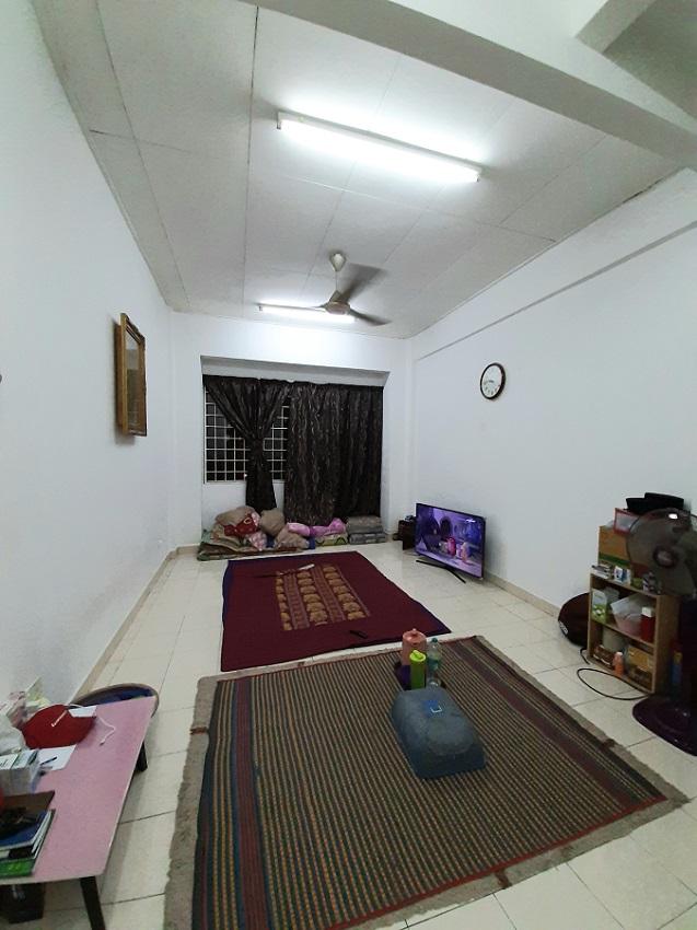 (NON BUMI LOT, TERMURAH) Pangsapuri Seri Kejora, Subang Bestari