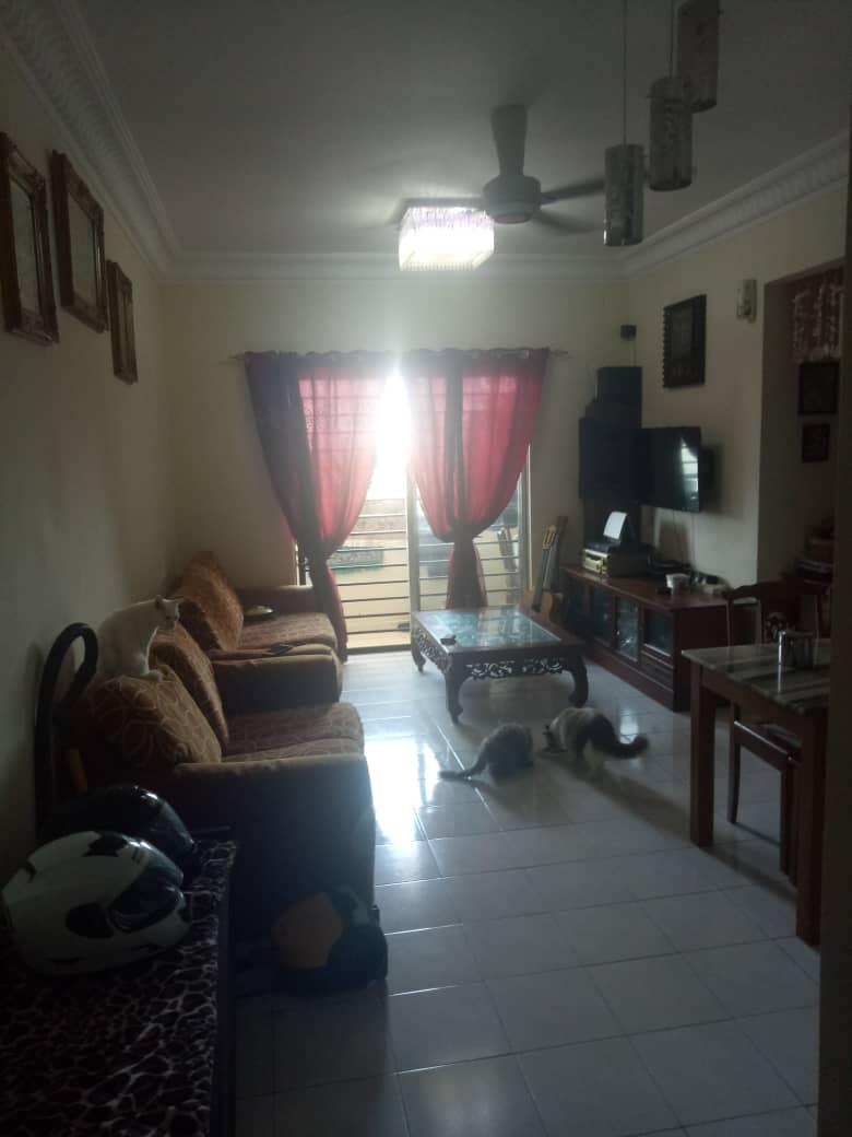 [RENOVATED] Pangsapuri Sri Hijauan, Ukay Perdana Ampang untuk dijual