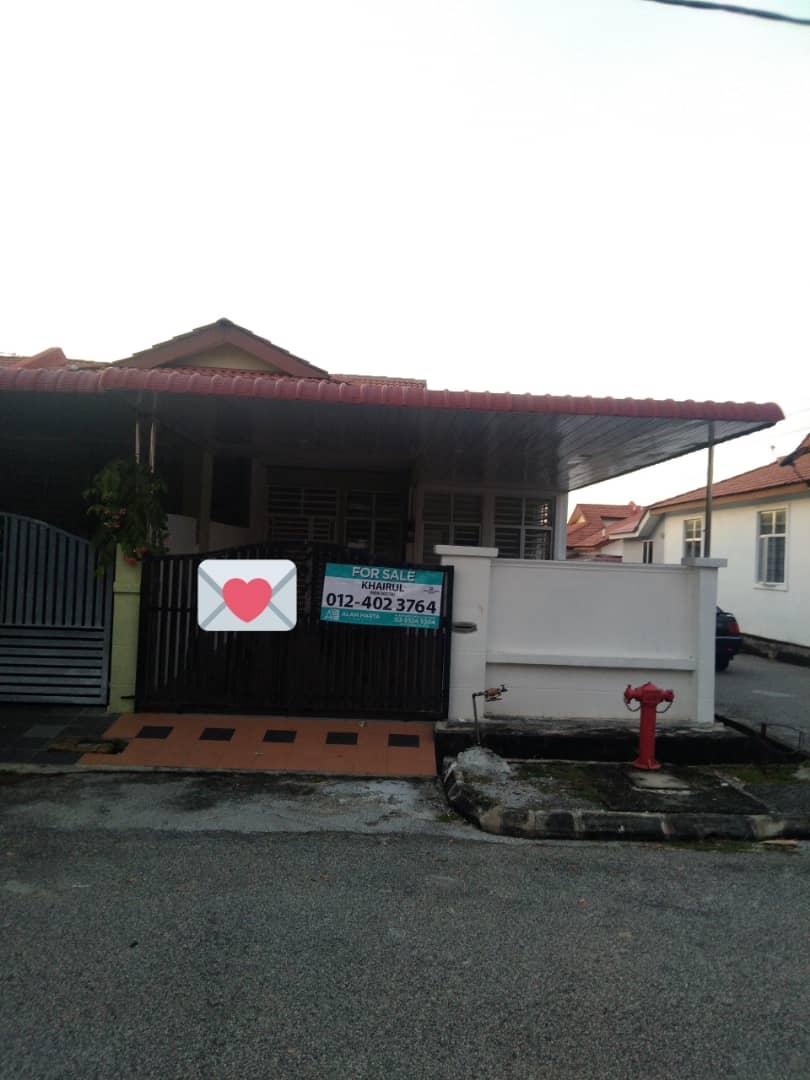 [END LOT,RENOVATED] Rumah Teres 1 Tingkat di Bandar Perdana, Sungai Petani