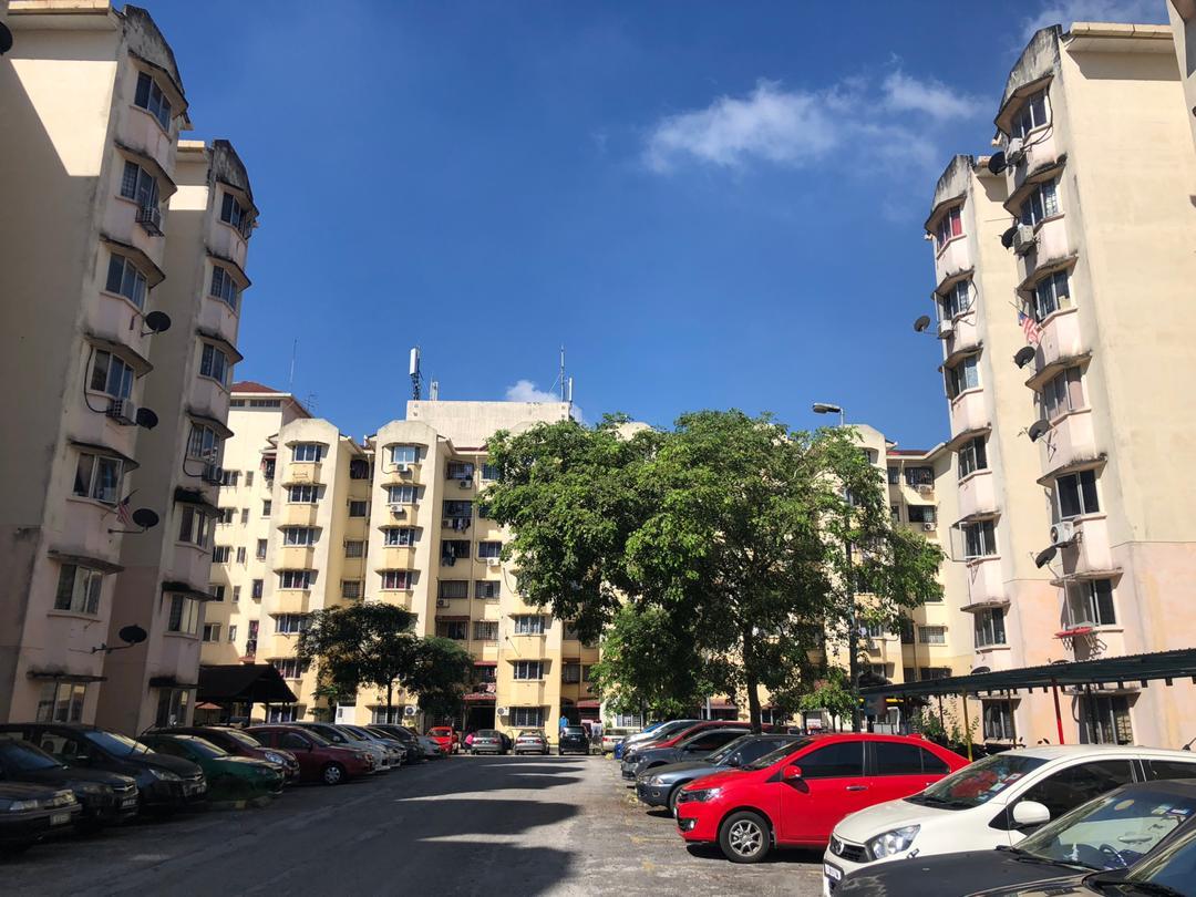 Rumah Apartment Subang Suria, Subang Bestari