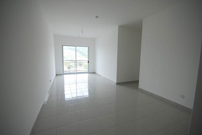 Semi D Apartment Danau Perintis Puncak Alam ( NEW UNIT , TERMURAH )