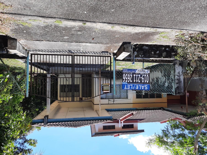 Single Storey, Jalan Kemudi Bernam Jaya, Ulu Selangor (ENDLOT TERMURAH)