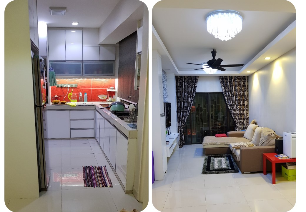 Condo Puri Aiyu, Shah Alam  (Freehold with Strata title)