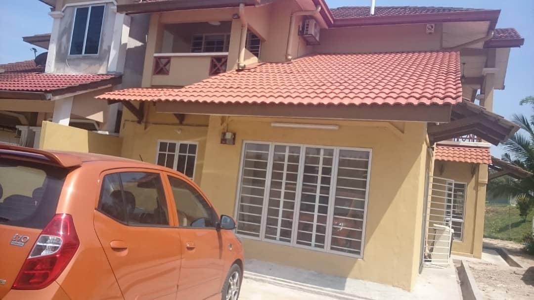 2 STY SEMI D) Jalan Tanjung Dahan 30/16, Pinggiran Kota Kemuning, Jln Kebun, Seksyen 30, Shah Alam, Selangor