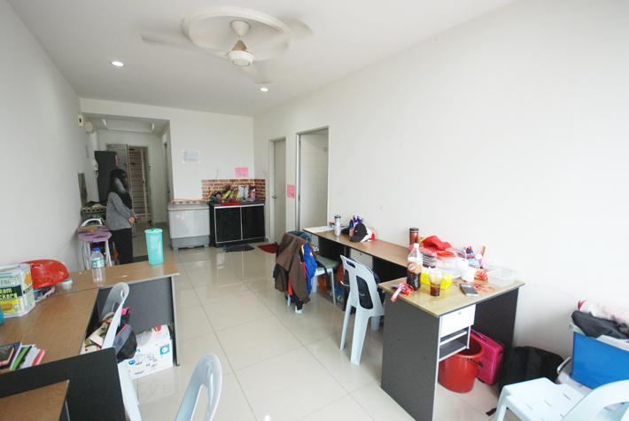 (S&P PRICE, HIGH RENTAL) Menara U Apartment, Shah Alam